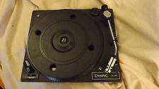 Replacement Vintage Retro Citronic CL12D Dj Deck  1 of 2