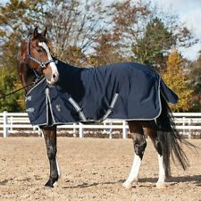 Catago Summer Blanket for Horses - Navy - 135 cm Horse Blanket Ceiling Horse