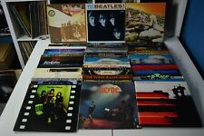 CLASSIC ROCK LOT #14 48 LPs LED ZEPPELIN AC/DC BEATLES BRUCE SPRINGSTEEN YES