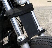 Temporary Front Rain Guard for Sportster  Bobber Chopper Cafe Racer