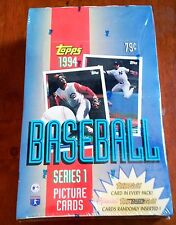 1994 Topps Baseball Boxes Series 1 24 Racks Per Box --Rare Find