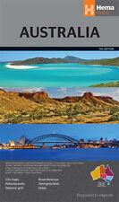 Hema Maps Australia Travel Guides in English