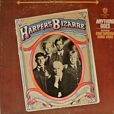 """Harpers Bazarre """"Anything Goes"""" LP"""
