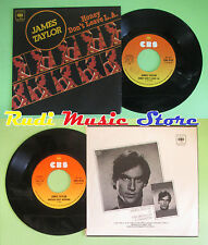 LP 45 7'' JAMES TAYLOR Honey don't leave l.a. Another grey morning no cd mc dvd