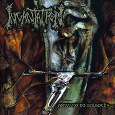 Incantation - Onward to Onward to Golgotha [New CD] Argentina - Import