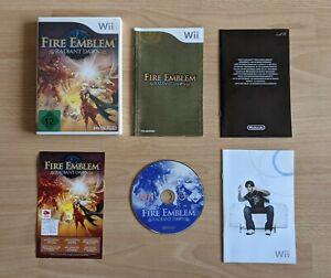 Fire Emblem Radiant Dawn Nintendo Wii Spiel