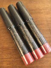 3 Nudestix Intense Matte Lip + Cheek Pencil Kiss Lipstick Color Blush Multi-Use