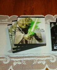 14 Star Wars YODA Slipcovers, perfect Blu-ray STEELBOOK Case protectors