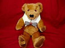 Merrythought Teddy Bear Limited Edition 330/1000 Toy England