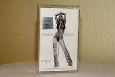 Christina Aguilera - Stripped (2002) BMG Russia SEALED CASSETTE! 7432198181-4