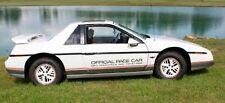1984 PONTIAC FIERO PACE CAR DECALS