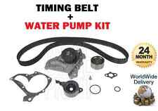 FOR TOYOTA CARINA 2.0i 1988-1992 TIMING CAM BELT TENSIONER KIT + WATER PUMP