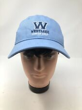 WESTLAKE JUNIOR GOLF HAT -CAP - PUKKA - ADJUSTABLE CLOSURE