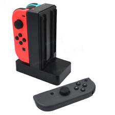 Charging Dock Station Charger Stand For Nintendo Switch 4 Joy-Con Controller