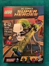 Lego Dc Comics 76040 Brainiac Attack