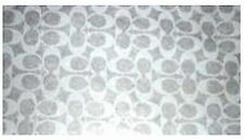 "NEW 480 SHEET 1 REAM WHITE TISSUE PAPER WITH LOGO 12""x24"" SMALL ITEMS"