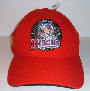 BUFFALO BISONS New Era  Toronto Blue Jays STAR WARS Night Strapback Cap Hat