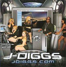 J-Diggs.com [PA] by J-Diggs (CD, Feb-2008, Thizz Nation)