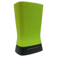 SUPERTOOTH DISCO 2 GREEN BLUETOOTH PORTABLE WIRELESS SPEAKER HIGH POWER