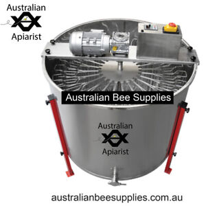 24 frame electric honey extractor SUPER SPECIAL LAST ONE Australian Apiarist