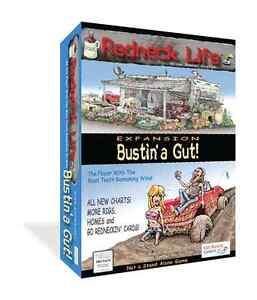 Redneck Life Board Game Expansion: Bustin' a Gut!
