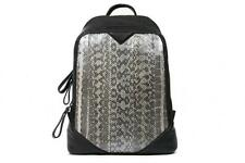 MCM Silver Duke Elaphe Backpack in Medium MMK4ADK21