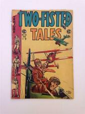 Vintage Two-Fisted Tales #40 Entertaining Comics 1955 - Good