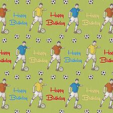 Football Theme Wrapping Papper Sheet
