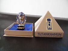 King Tut Tatankhamun 2005 Limoges LE 914/1000 Trinket Box RARE