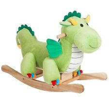 Happy Trails Rocking Dagwood Dragon - Great for the Kids 2 - 4