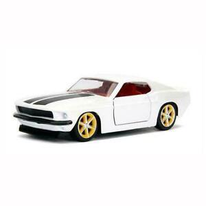 1:32 Roman's Ford Mustang Mk 1 -- Fast & Furious JADA