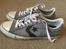 Converse Star Player EV Lo Wool Gray Sneakers Men's 13