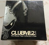 The Mezco Collector's Club Mez Membership Living Dead Dolls Jeepers CLUBMEZ