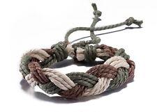 Boho Chic Cuff Bracelet Women's Leather Bracelet Minimalist Fashion Jewelry