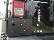 Kennzeichenhalter Jeep Wrangler JK NSR mit LED Beleuchtung  by KS 280x200 mm