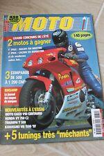 MOTO 1 N°170 GUZZI V10 CENTAURO BUELL S1 LIGHTNING BMW K 1200 RS KAWASAKI ER-5