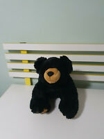 BLACK BEAR PLUSH TOY WISH PETS STUFFED ANIMAL 35CM 2014 LANCE
