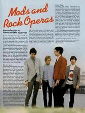 Who The Mods & Operas Encyclopedia article