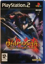 Gioco PS2 Onimusha - Dawn of dreams - 2 dischi Capcom Sony Playstation 2 Usato