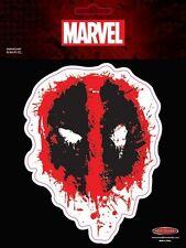 Deadpool Splatter Sticker - Comic - Window - Auto Decal