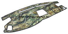 NEW Realtree AP Camo Camouflage Dash Mat Cover / FOR 2007-13 TOYOTA TUNDRA TRUCK