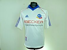 Karlsruher SC FOOTBALL Soccer JERSEY large HOME SOCCER JERSEY Small