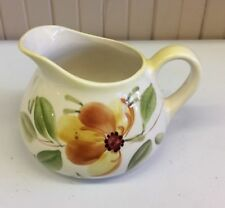 Handpainted Pitcher From Portugal (A)