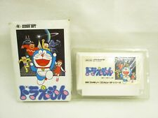 Famicom DORAEMON No Instruction cdn Nintendo Japan Boxed Game fc