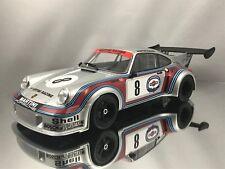 Norev Porsche 911 RSR Turbo 2.1 1974 Martini Racing Team #8 Nürburgring 1:18