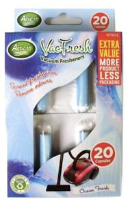 20x Vacuum Fresheners Scented Hoover Dust Bags Filters Cleaner Vac Air Freshener