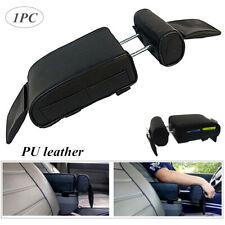 Adjustable Telescopic Car SUV PU Leather Center Box Armrest Console Pad Cushion