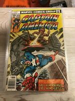 Captain America 223 Animus Final! VF 8.0!
