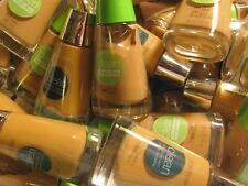 Covergirl Clean Liquid Foundation Makeup SENSITIVE SKIN 265 TAWNY Lot of 12