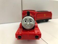 Thomas & Friends Trackmaster train - Talking James - 2009 Mattel